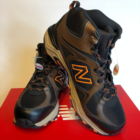 a3ea32629d24c New Balance Shoes | Mens 481v3 Weather Trail Boots | Poshmark